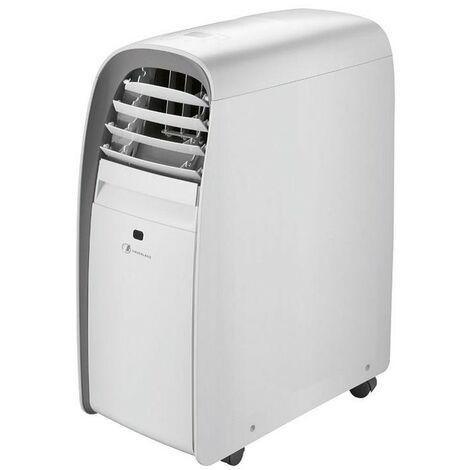 HAVERLAND Climatiseur Mobile Faible Consommation déshumidification pour surface 12m2 - Blanc
