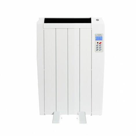 LODEL RA4 - Radiador digital seco programable diario 600W