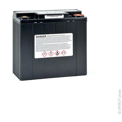 Hawker - Hawker - Batterie plomb pur Genesis EP16 12V 16Ah M6-F