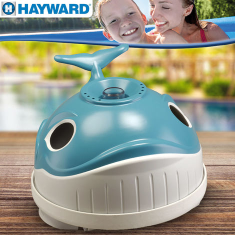 "Hayward Magiclean ""Whaly""Bodensauger für Pool"