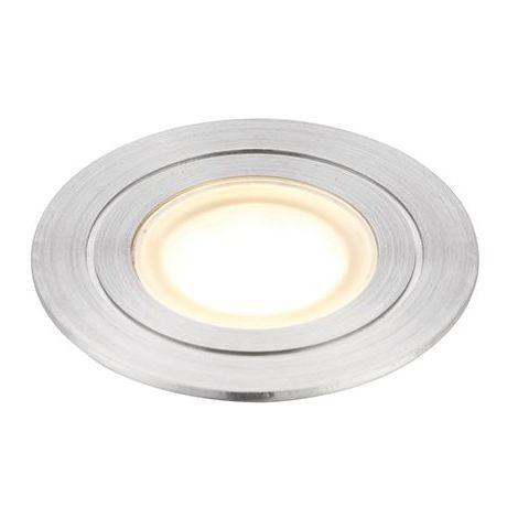 Hayz Ip67 Warm White Recessed Lighting Marine Grade Brushed Stainless Steel