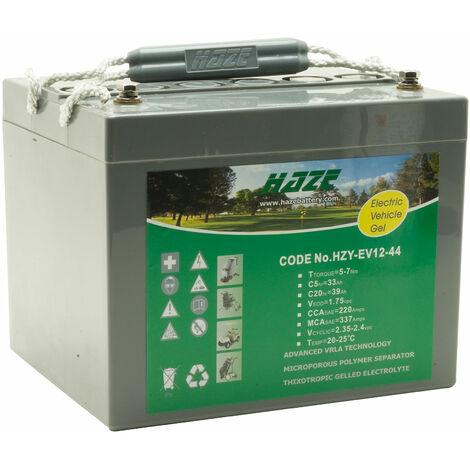 Haze HZY12-44EV 12V 44Ah Gel Battery Ev Range