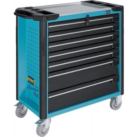 Hazet 179XL-7/232 Servante d'atelier avec assortiment 1025 x 980 x 503 mm /nombre d'outils 232