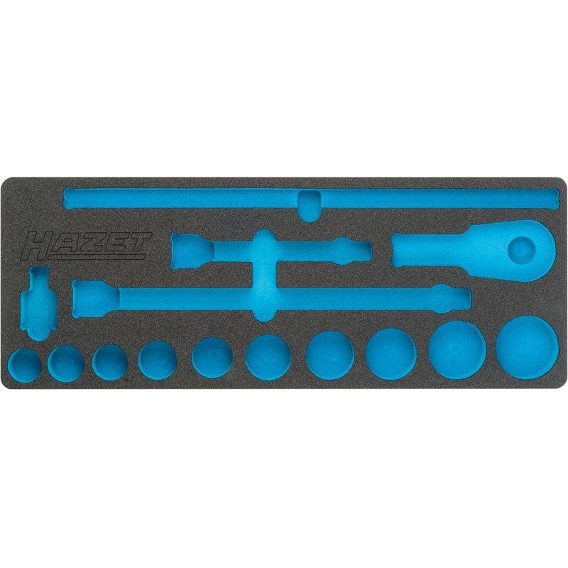 HAZET 2K-Weichschaum-Einlage 163-396L