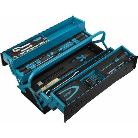 Hazet Caisse métallique à outils avec assortiment - 190/79