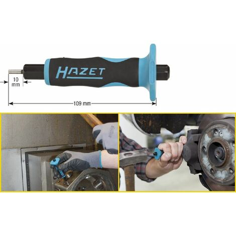 Hazet Chasse-goupilles courte - Longueur totale: 109 mm - 751KHS-3