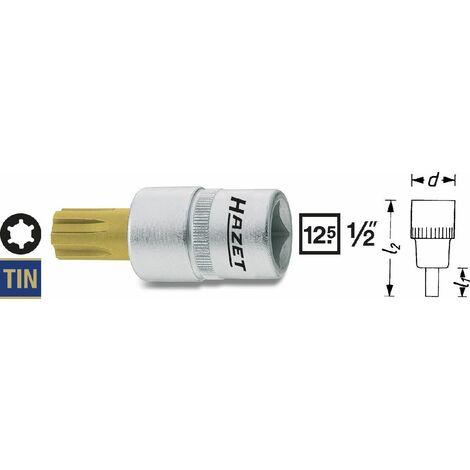 Hazet Force utilisation Adaptateur 20 mm 3//4 pouces tête carrée massif 12,5 mm 1//2 pouces 1007s