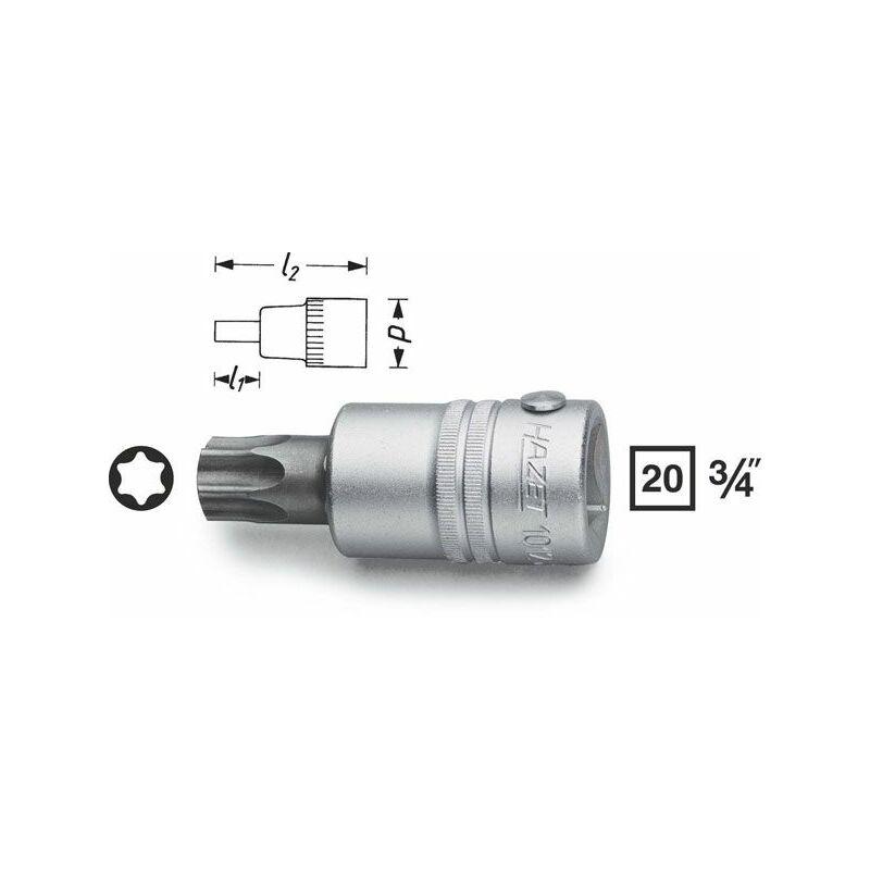 Prolongation Kippverlängerung Clés à douille 1//4 pouce 400 mm Ecrou adaptateur long