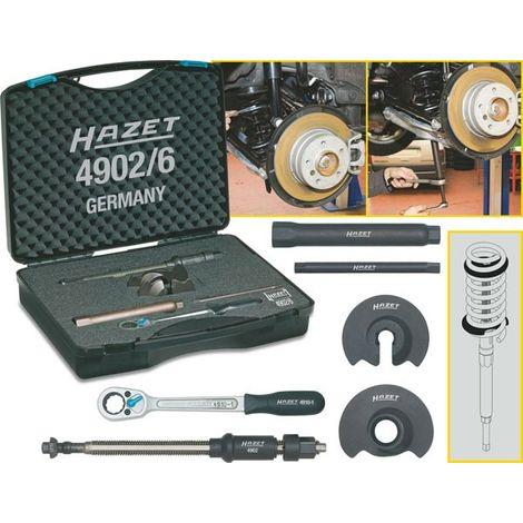 Hazet Jeu de compresseurs de ressort intérieur - Nombre d'outils: 6 - 4902/6