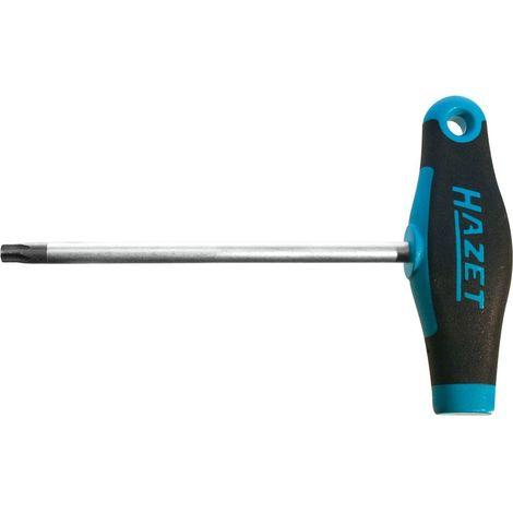 HAZET Schraubendreher 828-T27 - Innen TORX® Profil - T27 mm