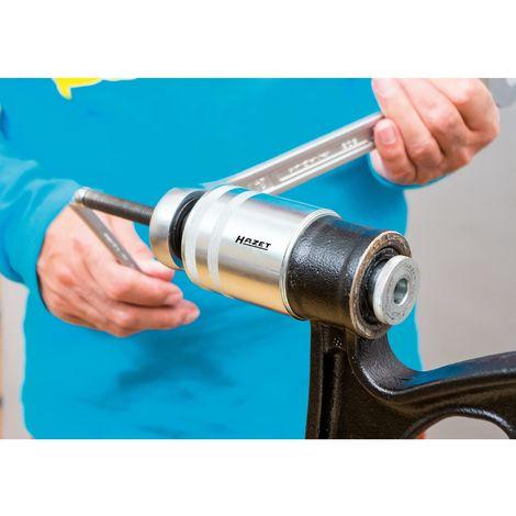 HAZET Silentlager-Werkzeug-Satz VW / AUDI / SEAT / ŠKODA 4925-2509/4 - Anzahl Werkzeuge: 4