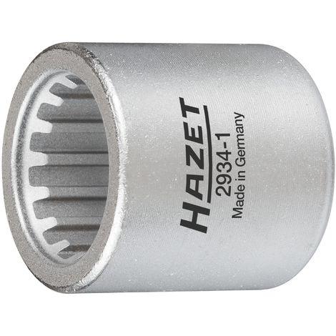 1//2/'/' HAZET TORX® Steckschlüssel-Einsatz 900-E16 E16 Vierkant hohl 12,5 mm
