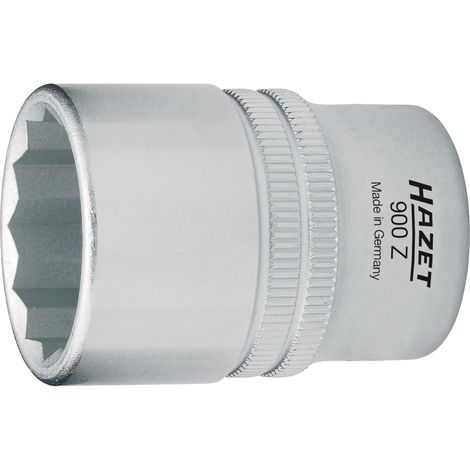 HAZET Steckschlüssel-Einsatz 900-23 6kt. 900-23 Vierkant hohl