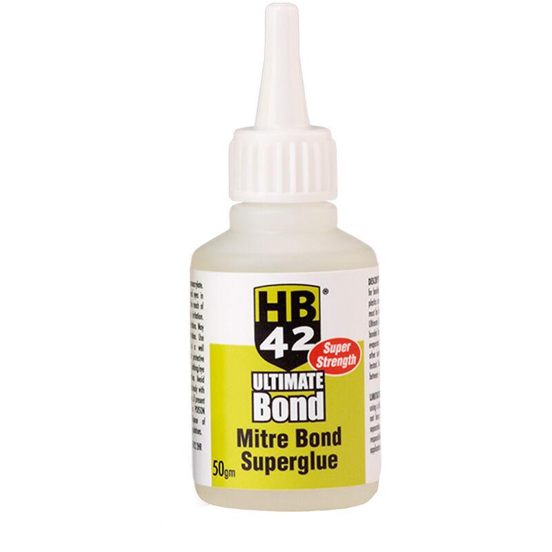 Image of HB42 Ultimate Mitre Bond Superglue - 50g