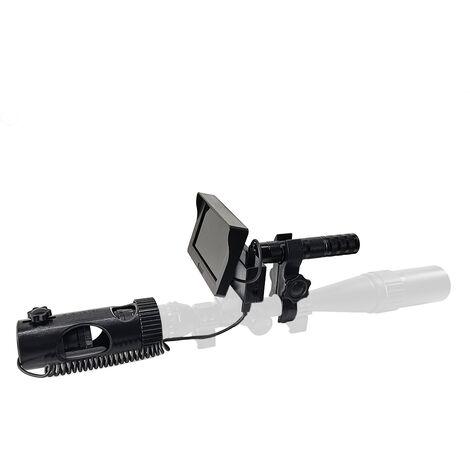 HD720p 3MP grabacion de video de dispositivos de vision nocturna por infrarrojos Rayo Y Telescopio de vision nocturna Instrumento de vision nocturna con una linterna Vision Nocturna dispositivo