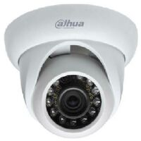 Hdcvi camera dome dome fixe optical 3. 6mm ip66 dhvkd-tc2612