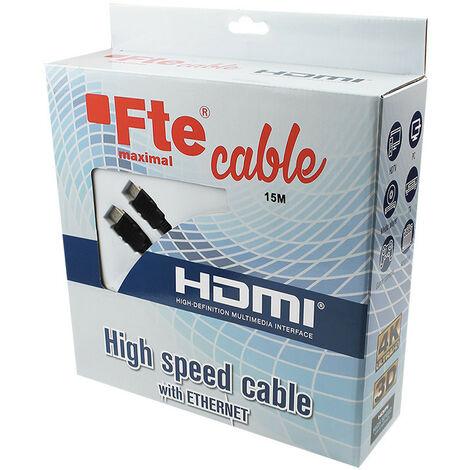 HDMI FTE 10 metros 1.4 HIG HDMI1014 Cable
