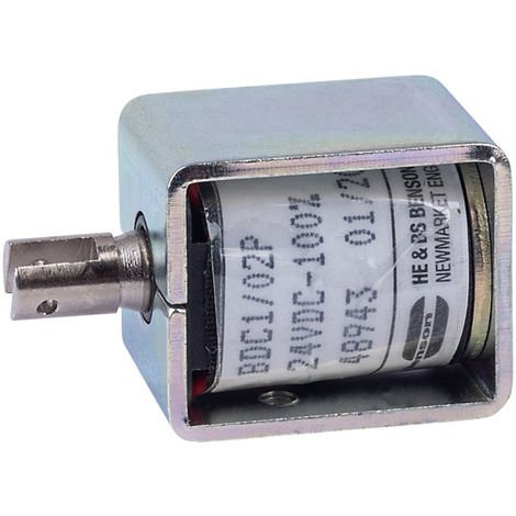 HE & BS BENSON BDC1/02/24/C/P BDC1/24VDC/100%/3.75W PULL SOLENOID