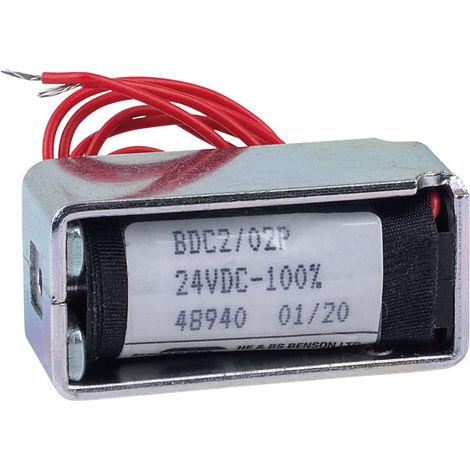 HE & BS BENSON BDC2/02/24/C/P BDC2/24VDC/100%/5W PULL SOLENOID