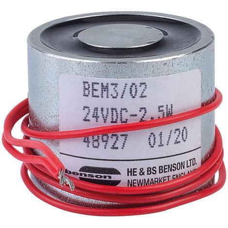 HE & BS BENSON BEM3/02/24/2.5W BEM3/24VDC/2.5W ELECTROMAGNET
