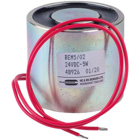 HE & BS BENSON BEM5/02/24/5W BEM5/24VDC/5W ELECTROMAGNET