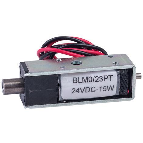 HE & BS BENSON BLM0/23/24/15W BLM0/24VDC/15W PULL/THRUST LATCHING SOLENOID