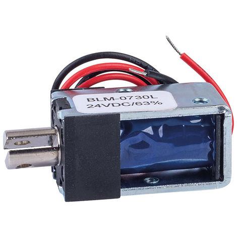HE & BS BENSON BLM0730L/24/4.8W BLM0730L/24VDC/4.8W PULL LATCHING SOLENOID