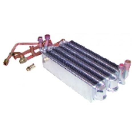 Heat exchanger 23 Egalis T5 - DIFF for ELM Leblanc : 8716761870+87167614130