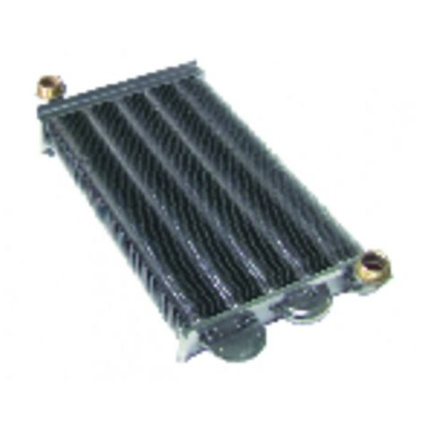 Heat exchanger - DIFF for Chaffoteaux : 60078242-06