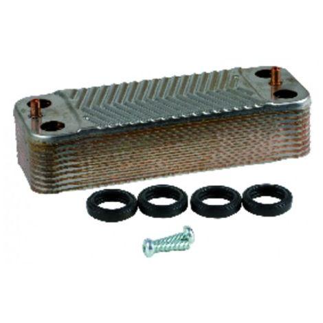 Heat exchanger - DIFF for Saunier Duval : 05733000