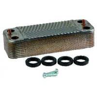 Heat exchanger - DIFF for Saunier Duval : 05733000