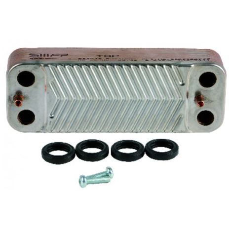 Heat exchanger - DIFF for Saunier Duval : S1024800