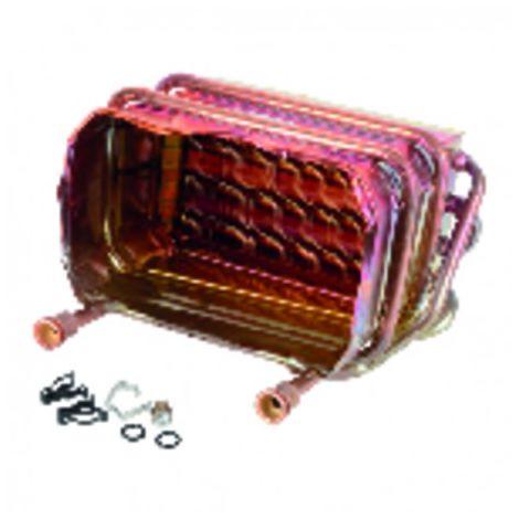 Heat exchanger wr/lc10-11/lh8-10 - ELM LEBLANC : 87054063840