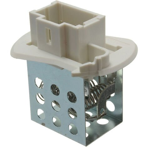 """main image of """"Heater Blower Motor Fan Resistor 8 Pin Replacement for Renault Master III Interstar dCi,model:White"""""""