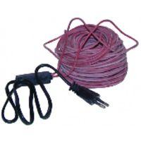 Heating flex for pipe - Flex 24m 220V with plug