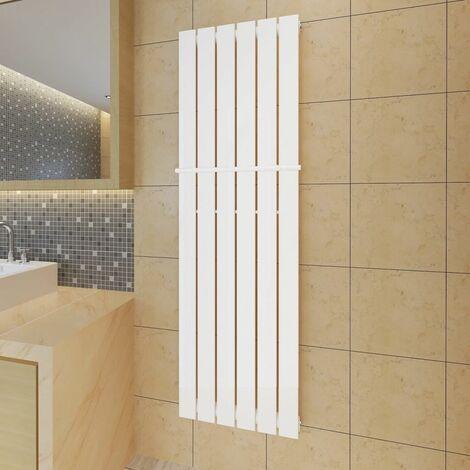 Heating Panel Towel Rack 465mm Heating Panel White 1500mm