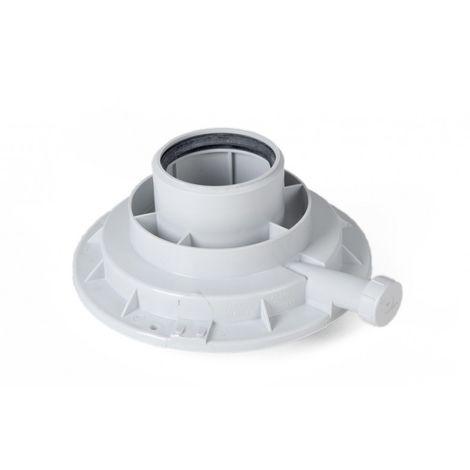 Heatline Vertical Flue Adaptor 0020118019
