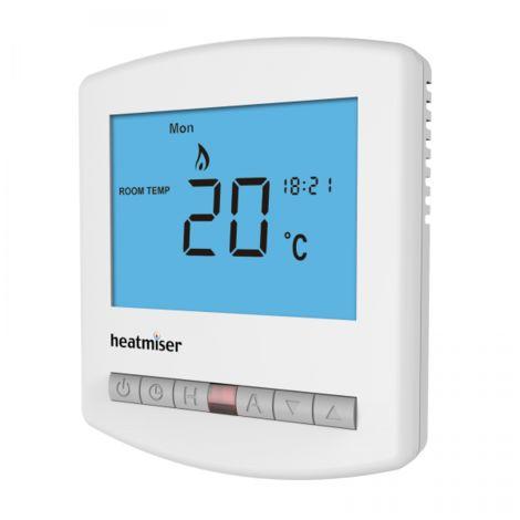 Heatmiser Multimode Slimline-N 12v Programmable Thermostat