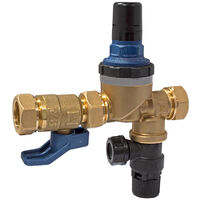 Heatrae Sadia 95605869 Cold Water Combination Valve Multibloc (Megaflo/Megaflow)