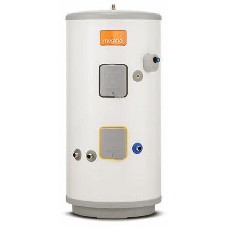 Heatrae Sadia Eco 170SDD Direct Unvented Twin Coil Hot Water Cylinder 170 Litre