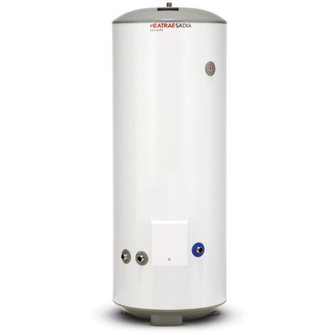 Heatrae Sadia Eco 210L Direct Unvented Triple Coil Hot Water Cylinder 210 Litre