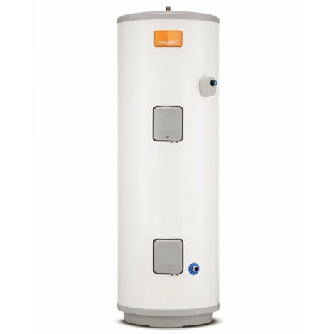 Heatrae Sadia Eco Megaflo 300DDD Direct Unvented Triple Coil Hot Water Cylinder