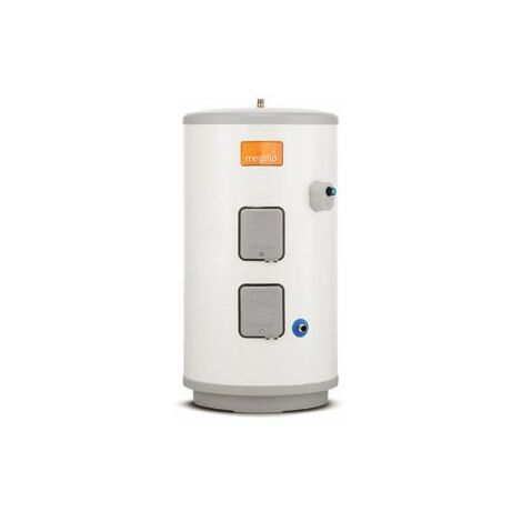 Heatrae Sadia Megaflo Eco 125DD Direct Unvented Hot Water Cylinder 125L