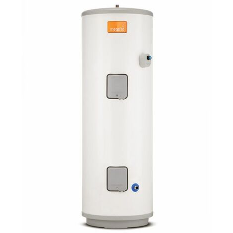 Heatrae Sadia Megaflo Eco 250DDD Direct Unvented Hot Water Cylinder 3 Coil 250L