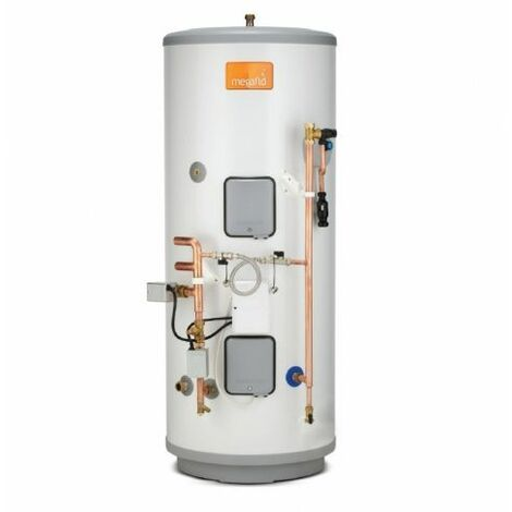 Heatrae Sadia Megaflo Eco System Ready Indirect Unvented Hot Water Cylinder 210L