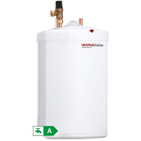 Heatrae Sadia Multipoint 10 Litre Unvented Water Heater