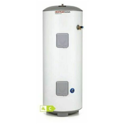 Heatrae Sadia Premier Plus 150 Litre Direct Unvented Hot Water Cylinder PP150D