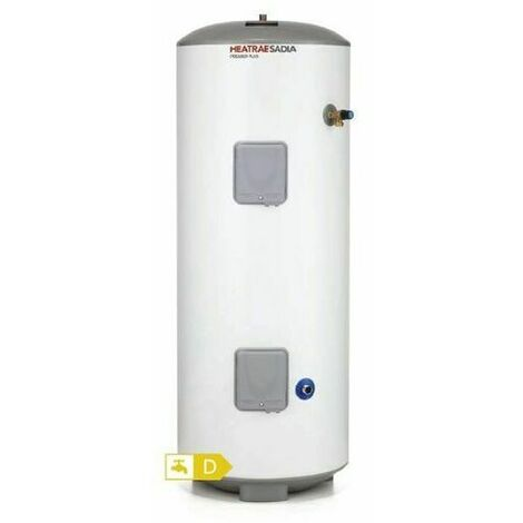 Heatrae Sadia Premier Plus 250 Litre Direct Unvented Hot Water Cylinder PP250D