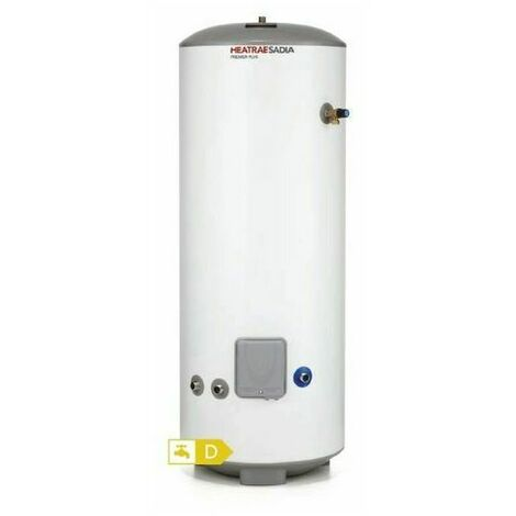 Heatrae Sadia Premier Plus 300 Litre Indirect Unvented Hot Water Cylinder PP300i