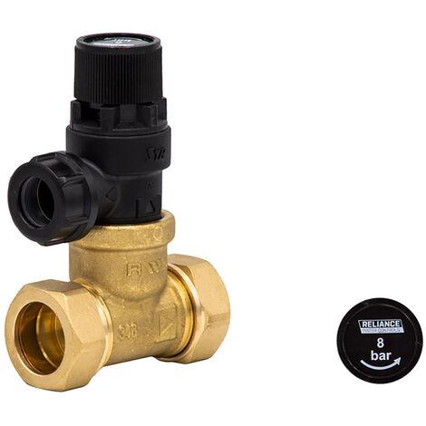 Heatrae Sadia Spare 95605893 Megaflo Eco Pressure Relief Valve